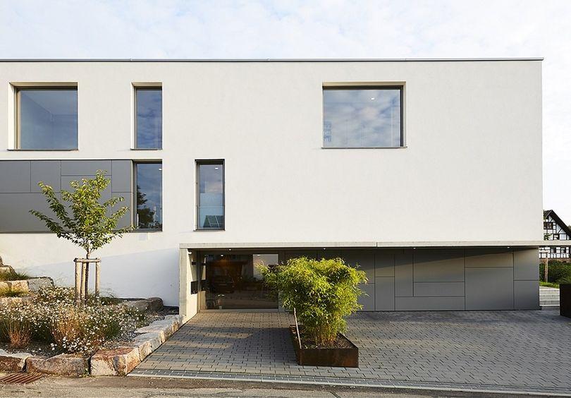 Bild: Aussenansicht Wohnhaus C, Ortenau
