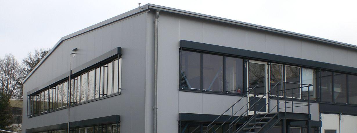 Bild: Außenansicht Gebäude KIT
