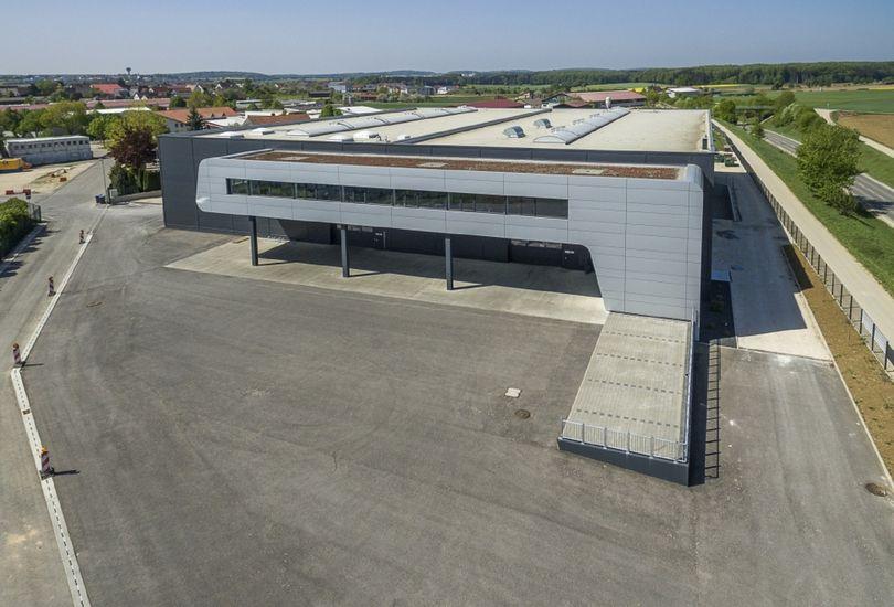 Braitinger, Merklingen, Metallfassade, Verbundalu, Alucobond®, 3A Composites GmbH