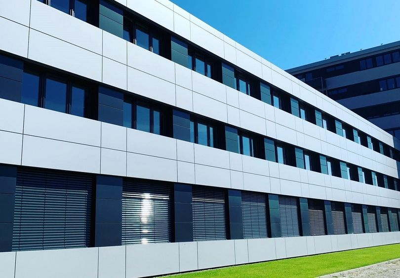 Bild: Verwaltungsgebäude l'tur Rastatt
