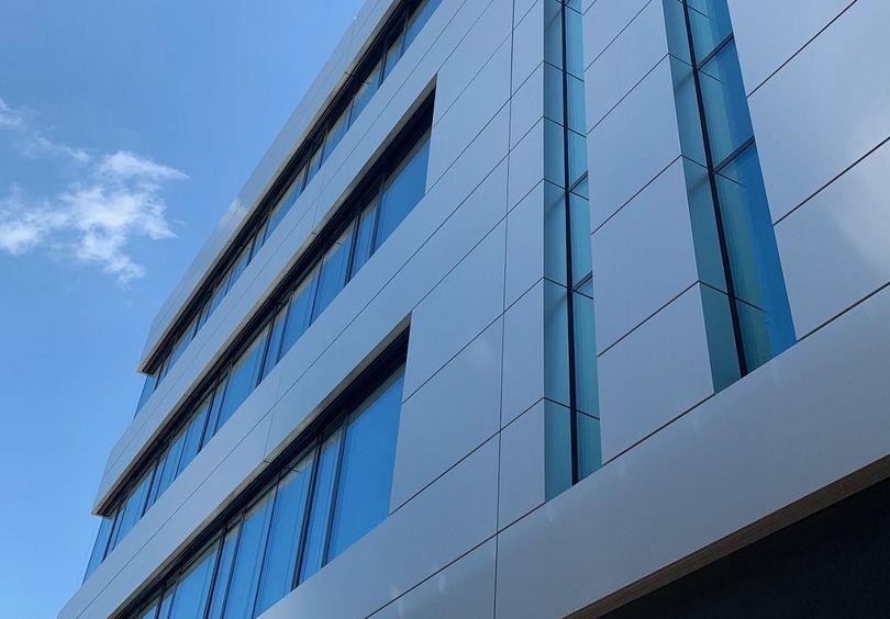 Bild: Verwaltungsgebäude Fischer Kernen