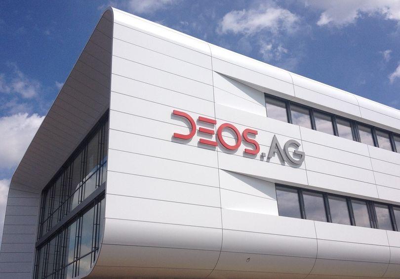 Bild: Schulungs- und Bürogebäude Deos AG Rheine
