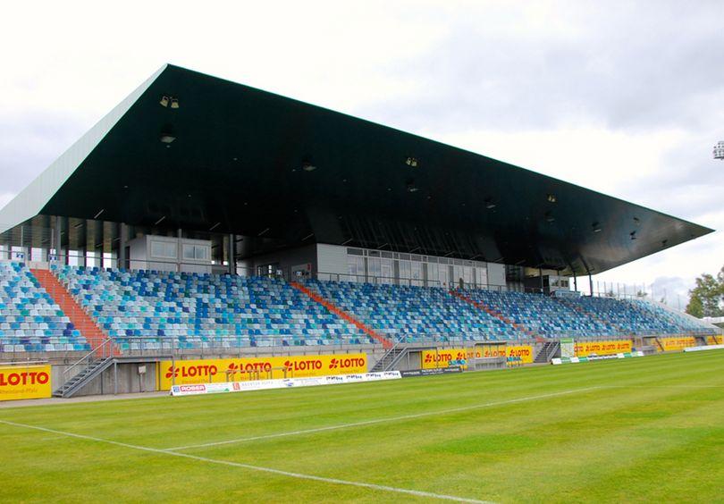 Bild: Fußballstadion Primasens