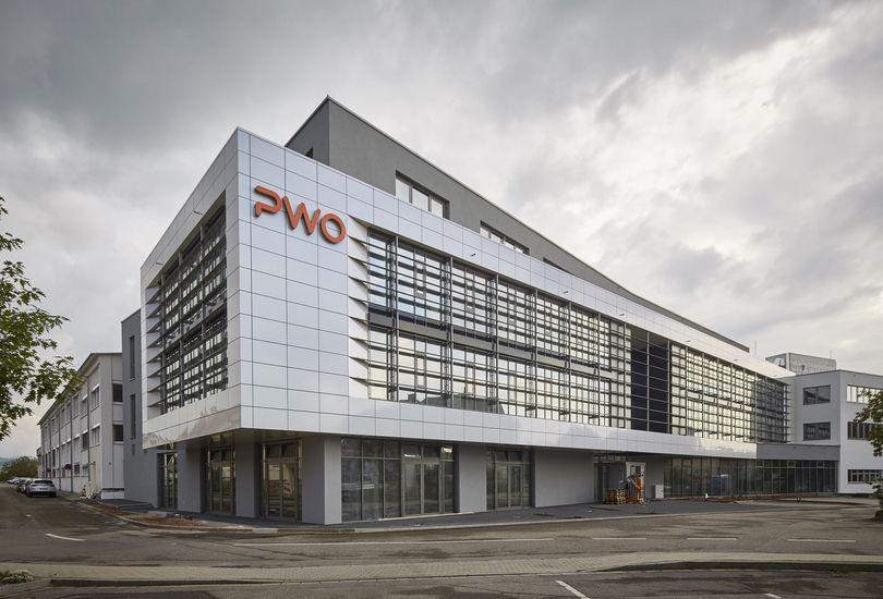 PWO, Oberkirch, Metallfassade, Verbundalu, Reynobond, Arconic GmbH