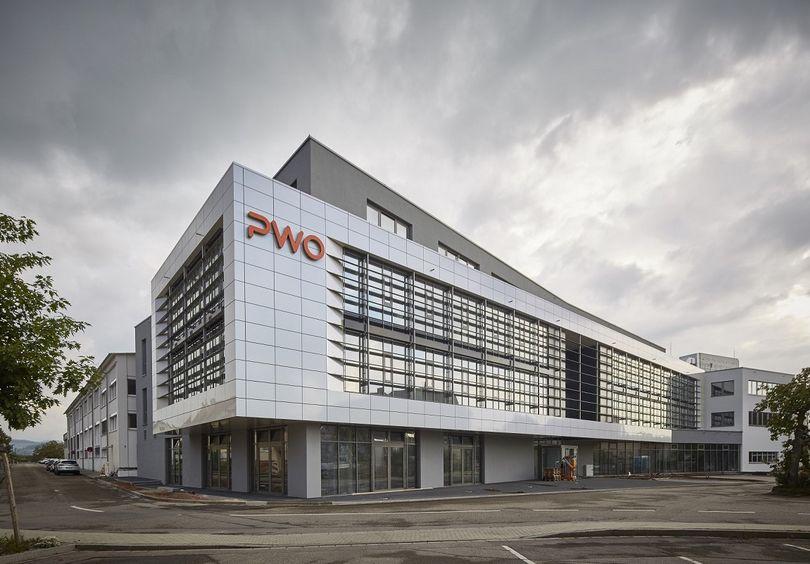 Bild: Gewerbe- und Verwaltungsbau PWO Oberkirch