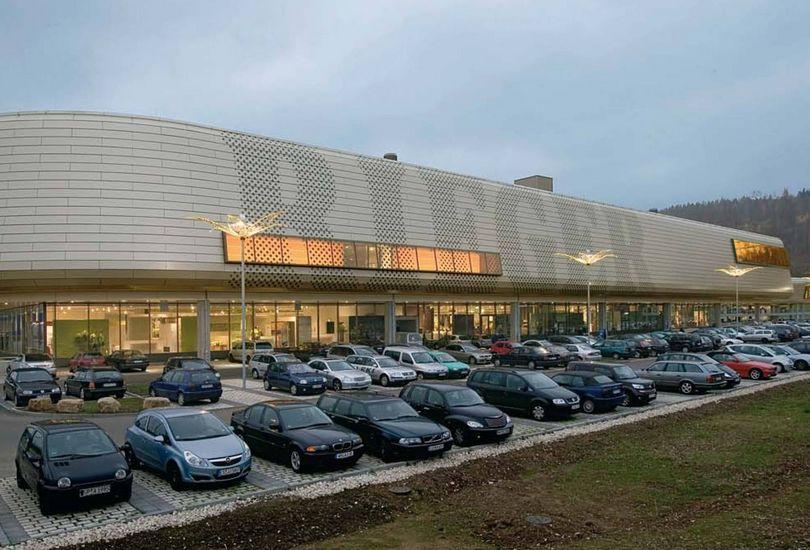 Wohnarena Rieger, Esslingen, Metallfassade, Verbundalu, Alucobond, 3 A Composites GmbH
